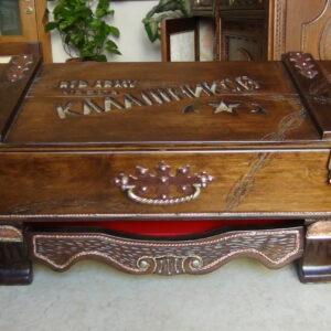 Cassetta antica.