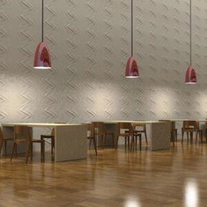 Pannelli decorativi 3D Brook