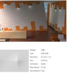 Pannelli decorativi 3D Mob
