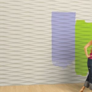 Pannelli decorativi 3D Dune