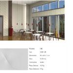 Pannelli decorativi 3D Ice