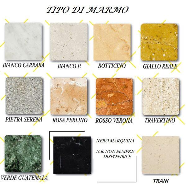 Rosone Mosaico Eco cm 60 x 60