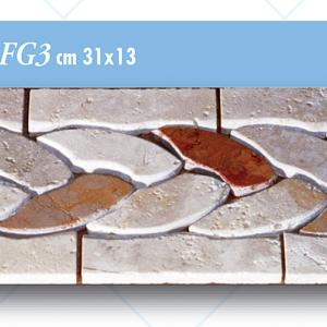 Listello FG3 cm 31 x 13