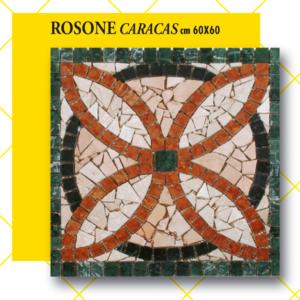 Rosone Caracas cm 60 x 60
