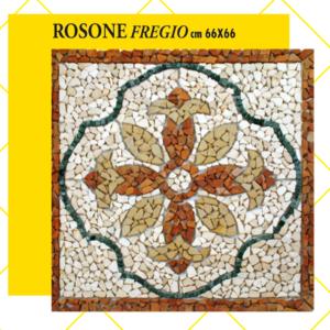 Rosone Fregio cm 66 x 66